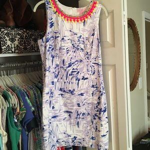 NWT Lilly Pulitzer Mila Shift Dress